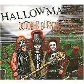 Hallowmas 13 : October Burning CD (2005)