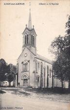 LURY-SUR-ARNON l'église photo jousse écrite