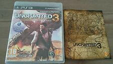 UNCHARTED 3 l'illusion de Drake pour PS3
