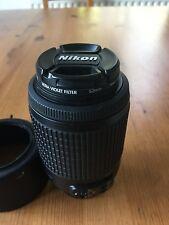 Nikon 55-200mm F/4-5.6 dx Swm Vr Ed Lente Af-s