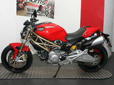 2013 Ducati M696 Monster 20th Anniversary. 1 Owner. ONLY 397 MILES. £5,395