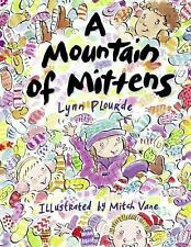 A Mountain of Mittens-ExLibrary
