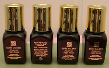 4 Estee Lauder Advanced Night Repair Synchronized Recovery Complex .24 oz/7ml Ea