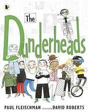 The Dunderheads, Paul Fleischman, New