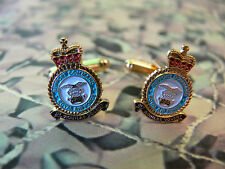 Royal Air Force SUPPORT COMMAND Regimental Cuff Links RAF