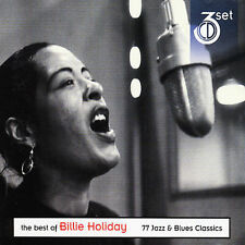 Billie Holiday - Best of Billie Holiday      *** BRAND NEW 3CD BOXSET ***