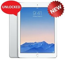 NEW Apple iPad Air 1st 32GB, Wi-Fi + Cellular AT&T (Unlocked), 9.7in - Silver