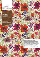 Anita Goodesign Embroidery Machine Design CD SECRET GARDEN