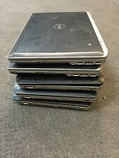 Lot of 5 DELL Latitude i5 Laptops E5520 E5530 E6520 - For PARTS / REPAIR