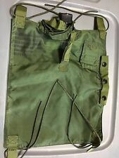 USGI Army Military Vietnam Style 5 Quart Canteen & Carrier, Collapsible - New!