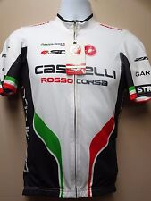 CASTELLI NWT AUTHENTIC TRAINING FIT JERSEY-WOMAN'S SMALL-LAST ONE AVAILABLE !!