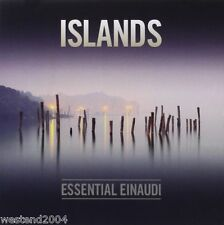 Ludovico Einaudi - Islands Essential Einaudi - CD NEW & SEALED