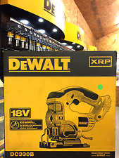 DEWALT DC330B 18v Cordless Jig Saw Keyless blade change