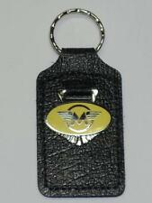 Matchles key fob leather key holder motorcycle Uk Made