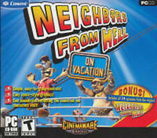 NEIGHBORS FROM HELL ON VACATION - Funny Prank TV Show PC Game w/ FREE Bonus NEW