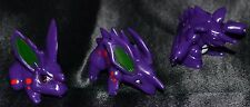 "2"" Nidoran # 32 Nidorino # 33 Nidoking # 34 Evolution Set Pokemon Toys Figures"