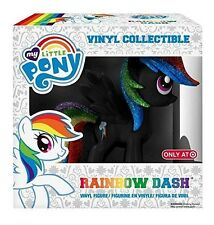 My Little Pony - Vinyl Figure black Rainbow Dash - Mon Petit Poney - Funko