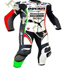 Motogp Ducati Corse 2015 Motorbike Leather Suit