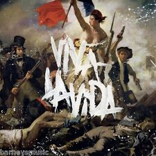 COLDPLAY ( BRAND NEW CD ) VIVA LA VIDA OR DEATH AND ALL HIS FRIENDS