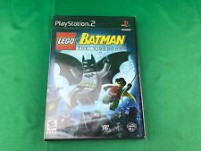 *NEW* LEGO Batman The Video Game - PS2