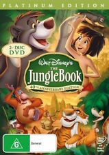 The Jungle Book - 40th Anniversary Edition (DVD) 2 Disc - Region 4