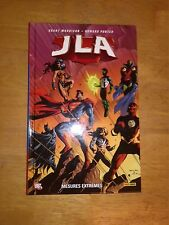 DC,PANINI,BEST OF,MORRISON,JLA,MESURES EXTREMES,occasion