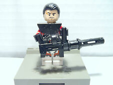 LEGO (Official) Star Wars - Old Republic - Jace Malcom /Armor /Machine Gun + lot