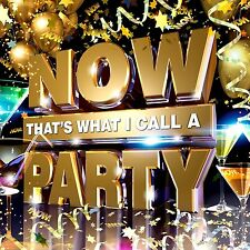 VARIOUS ARTISTS - NOW THAT'S WHAT I CALL PARTY: 3CD ALBUM SET (2014)