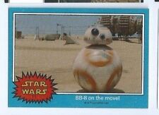 2015 Star Wars Revenge of the Sith 3-D Widevision Force Awakens promo 11 BB-8