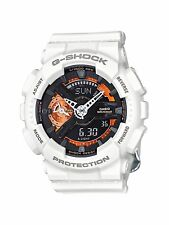 Casio G Shock * GMAS110CW-7A2 S Series White & Copper Women COD PayPal