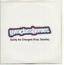 (612D) Gym Class Heroes, Guilty As Charged - DJ CD