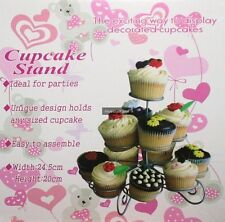 Cupcake 3 Tier 13 Cup Tree Stand Holder