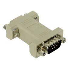 Null Modem Adapter/Converter,Serial (RS-232) Female: NMA-9, Unbranded/Generic