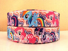 "My Little Pony Ribbon 1"" Wide 1m is only £0.99 NEW UK SELLER"