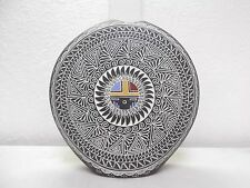 Hand etched Acoma Pottery Native American Indian Pueblo By Lori Vallo