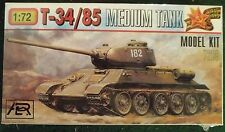 *NEW SEALED* AER 1/72 T-34/85 Medium Tank 7209, Great Deal,Low Price!