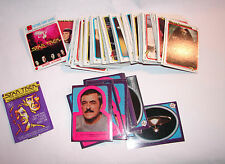 Star Trek The Motion Picture STMP trading cards set w stickers VVH NM 1979  215