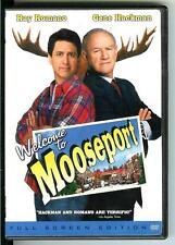 WELCOME TO MOOSEPORT, used movie DVD, 2003, comedy film, Gene Hackman Ray Romano