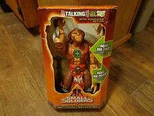 "1998 HASBRO--SMALL SOLDIERS MOVIE--12"" TALKING ARCHER FIGURE (LOOK) W/ BOX"