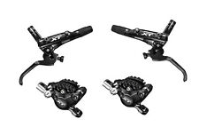 Shimano Deore XT M8000 - Disc Brake Set Front & Rear