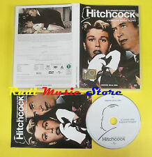 DVD film L'UOMO CHE SAPEVA TROPPO Il grande cinema Alfred Hitchcock 07 no (D5)