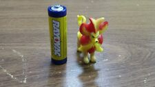 Pokemon X&Y plastic action figure  Pyroar(M) 1-2 Inches Tall US Seller