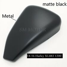 Matte black Left Side Battery Cover for 14-16 Harley Sportster 883 1200 48 72