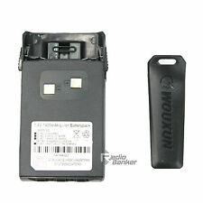WOUXUN 1400mah Battery for kg-uvd1p kg-801 kg-833 kg-689 kg-679 kg-669 [2-066]