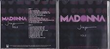 MADONNA JUMP VOLUME 2 DOUBLE REMIX PROMO CD SINGLE DANCE POP