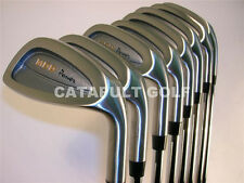 "+2"" NEW BIG TALL XL EXTRA LONG XXL LEFT HANDED GOLF SET IRON CLUB MENS LH IRONS"