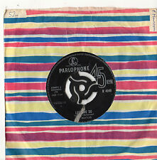 "The Beatles - Love Me Do 7"" Single 1963 / Black Label"
