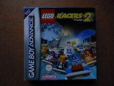 Game Boy Advance Spiel         -       Lego Racers 2     -      Deutsche Version