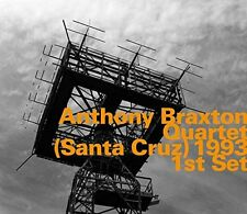 Anthony Braxton ‎– Quartet (Santa Cruz) 1993 - 2nd Set