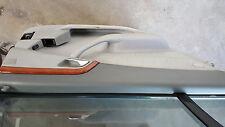00-02 MERCEDES W220 S500 S430 Rear Left Door Panel Gray 2207302370